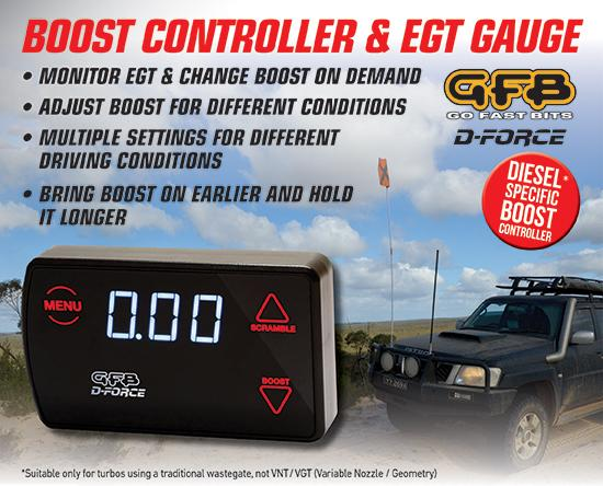 GFB Boost Controller