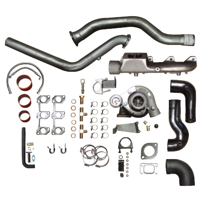 Landcruiser 100 Turbo System  1HZ 4.2LT - Click to enlarge