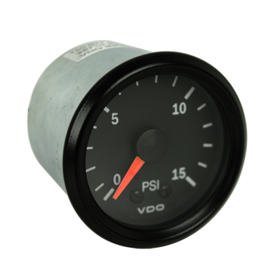 VDO Boost Gauge & Fitting Kit - Click to enlarge