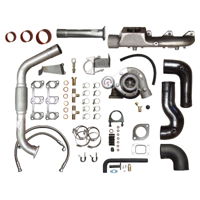 Turbo Kit Suits Toyota Land Cruiser 80 Series 4.2L 1HZ - Click to enlarge