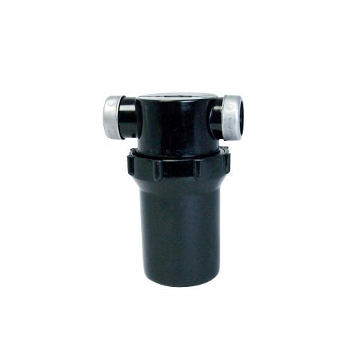 Small Plastic Turbocharger: Catch Can Small Plastic Black