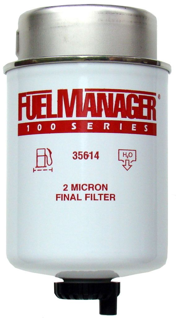 Fuel Filter 2 Micron - Click to enlarge