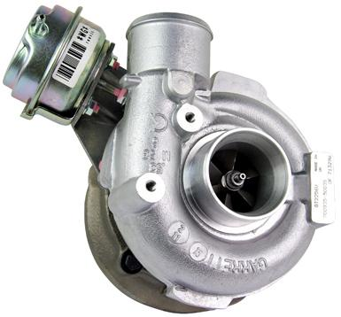 TURBO GT2256V Suits BMW X5 3.0L - Click to enlarge