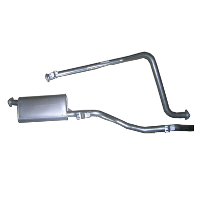 Exhaust System 2 1/2