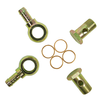 Water Fitting Kit  M18 x 1.5mm - Click to enlarge