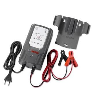 Bosch Smart Charger 12V/24V 7A - Click to enlarge
