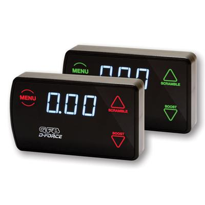 GFB D-Force Boost Controller & EGT Gauge - Click to enlarge