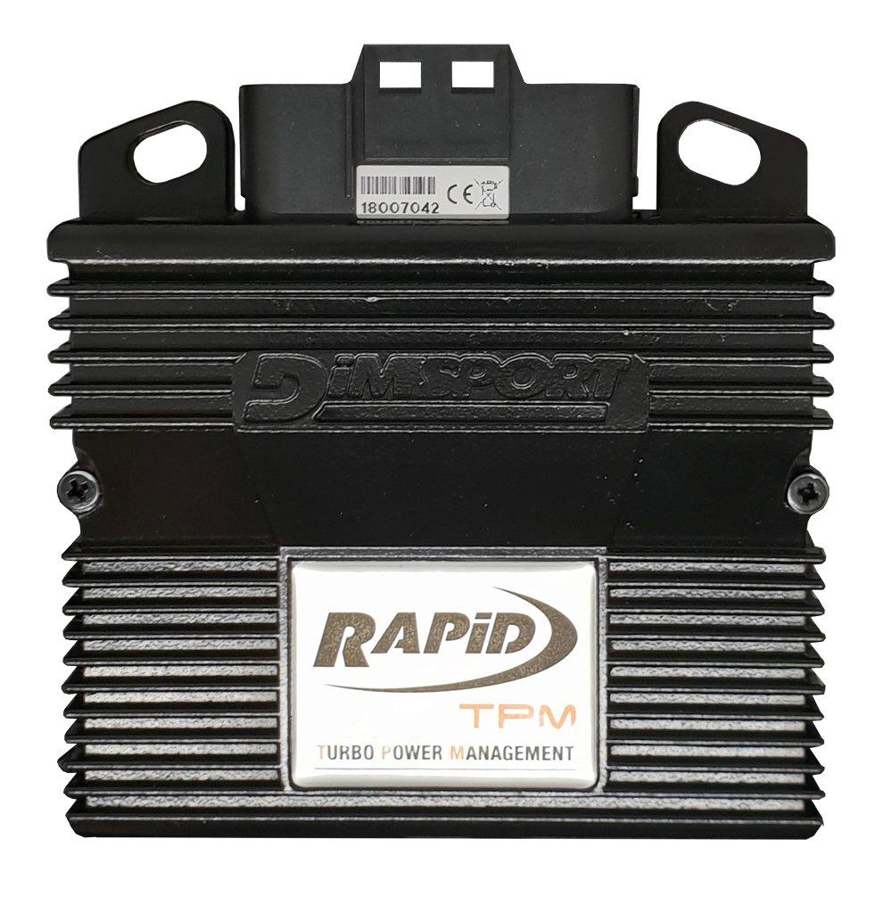 Rapid Diesel Module Suits Toyota Hilux 2.8L (130kW) - Click to enlarge