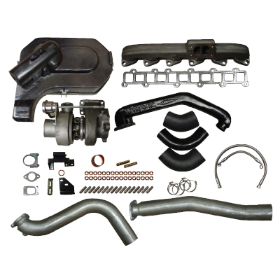 DTS Turbo Kit Suits Nissan Patrol GQ, GU TD42 4 2L - Turbo Kits