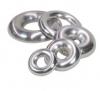 Aluminium Half Donut 2mm Short Radius 2.36 inch (60mm) - Click for more info