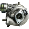 Turbo GTA2056V Suits Nissan Navara D40 2.5L YD25 - Click for more info