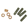 Stud & Nut Kit GT30/GT35/GT42/GT45 M10x1.5 X 4 - Click for more info