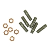 Stud & Nut Kit Outlet GT42/GT45 M10 x 1.5 x 6 - Click for more info