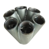 Merge Pipe Collector 6 into 1 / 40mm - Click for more info