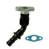 Oil Drain 45degree Swivel Kit GT25, GT30, GT35 - Click for more info