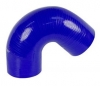 Silicone Hose Elbow 135-Deg x 6 inch Leg 2.50