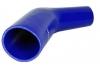 Silicone Reducing Hose Elbow 45 Deg 6
