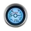 Redarc EGT & Boost Pressure Gauge (Optional Temperature Display) - Click for more info