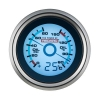 Redarc Oil Pressure & Oil Temperature Gauge (Optional Temperature Display) - Click for more info