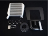 Intercooler Kit Suits Nissan Navara D22 2.5L C/R (Top Mount) - Click for more info