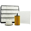 4WD Filter Kit Suits Toyota Land Cruiser 4.5L TD 1VD-FTV - Click for more info