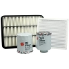 4WD Filter Kit Suits Toyota Land Cruiser Prado KZJ120R 3.0L 1KZ-TE - Click for more info