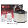 4WD Filter Kit Suits Ford Courier PE, PG, PH 2.5L TD - Click for more info