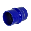 Silicone Hump Hose x 3 inch Long Blue - Click for more info