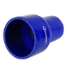 Silicone Reducers x 3 inch Long Blue - Click for more info