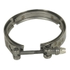 V-Band Inlet Clamp GT42, GT45 - Click for more info