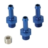 FPR 800 Fuel Fitting 1/8 NPT to 6mm Tail - Click for more info