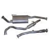 Nissan GU Patrol 3.0ltr 2.5inch Exhaust - Click for more info